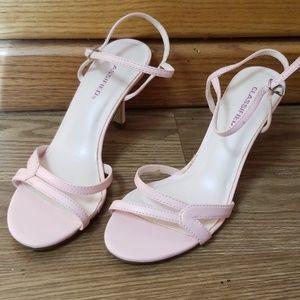 Classified Heel Sandal size 6.5